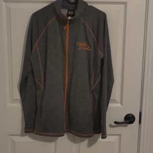 Harley Davidson 2X or XXL Zip Up